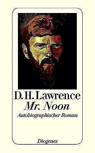 David Herbert Lawrence. biyografi