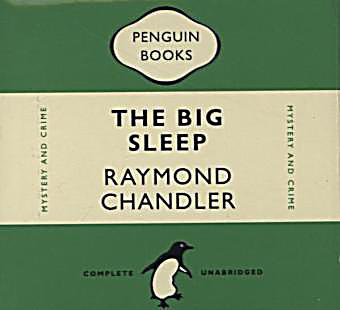 the big sleep raymond chandler essay The big sleep by raymond chandler: see roger ebert's the great movies essay on the film novelist raymond chandler the big sleep is one of those pictures.