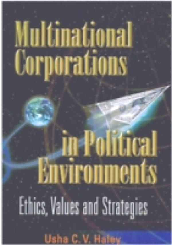 strategies and power of multinational corporations Dominated by a small subset of multinational corporations the vast majority of   with the firm's relative bargaining power, as defined by its control of strategic.