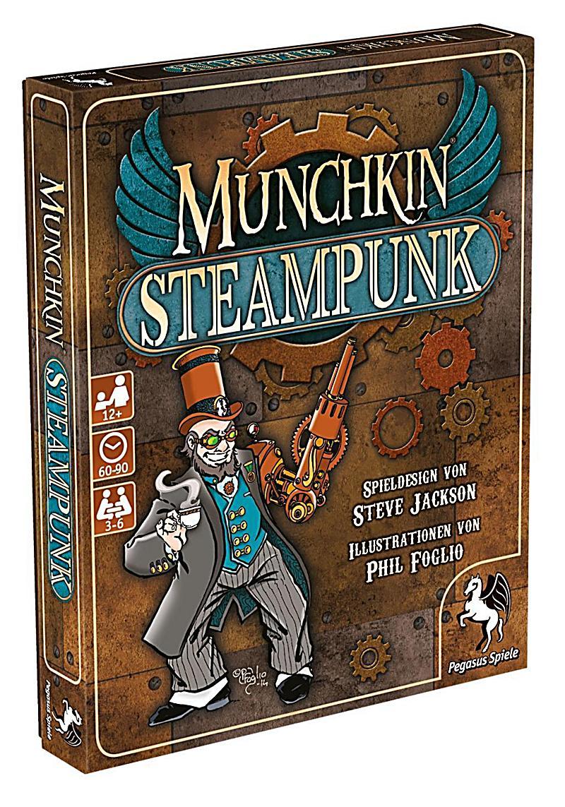 Steampunk Spiel