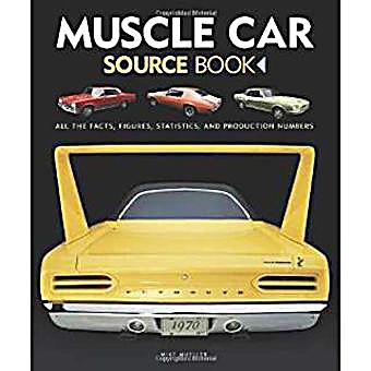muscle car source book buch von mike mueller portofrei kaufen. Black Bedroom Furniture Sets. Home Design Ideas