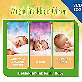 musik f r kleine ohren 3 audio cds h rbuch g nstig bestellen. Black Bedroom Furniture Sets. Home Design Ideas