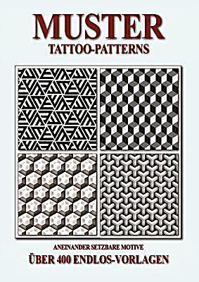 muster tattoo patterns buch portofrei bei bestellen. Black Bedroom Furniture Sets. Home Design Ideas