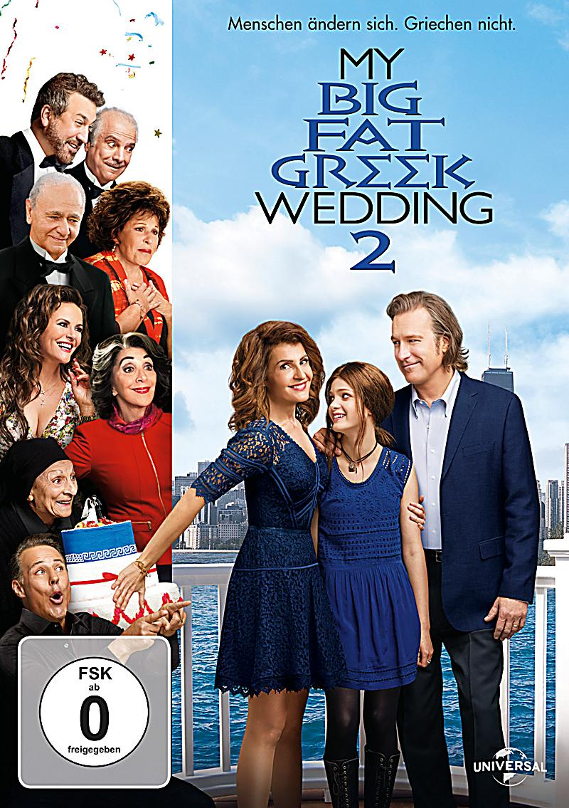 my big fat greek wedding On the subject of my big fat greek wedding 2, let's start with this: nia vardalos'  follow-up to her word-of-mouth.