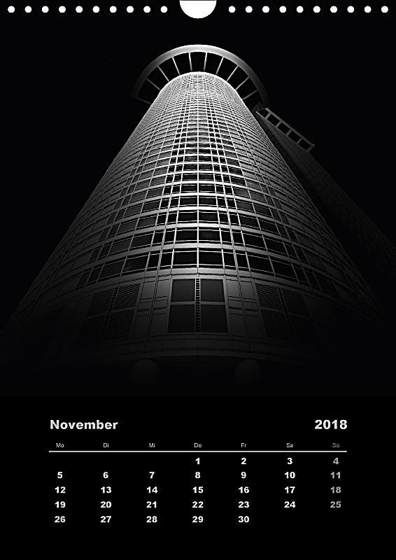 Mystic skyscraper architektonische meisterwerke wandkalender 2018 din a4 hoch kalender bestellen - Architektonische meisterwerke ...