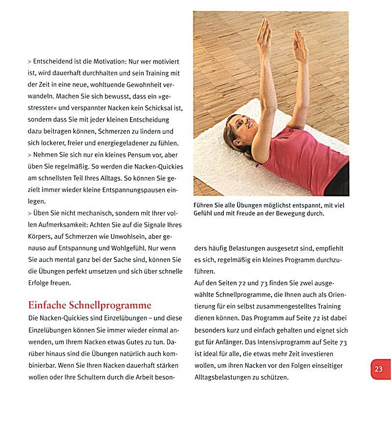 Schwachstelle Nacken Effektiv Verspannungen Schmerzen Download Image ...