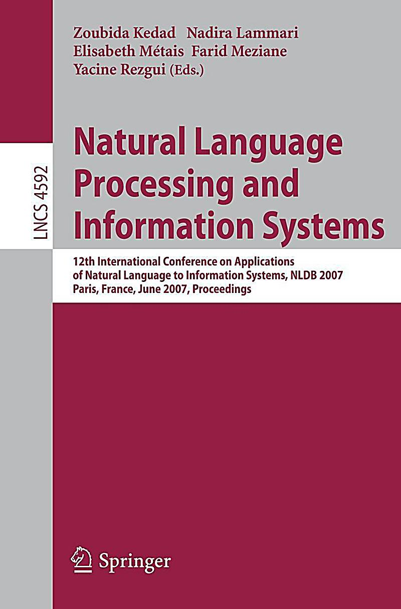 thesis about natural language processing Natural language processing is a form of artificial intelligence that helps computers read and respond by simulating the human ability to understand everyday language many organizations use nlp techniques to optimize customer support, improve the efficiency of text analytics by easily finding the information they need, and enhance social media .