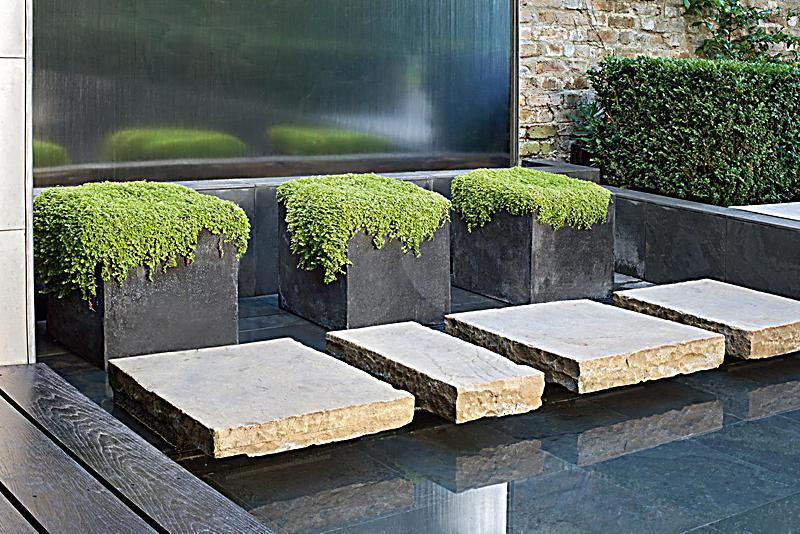 naturstein im garten buch von peter berg portofrei. Black Bedroom Furniture Sets. Home Design Ideas