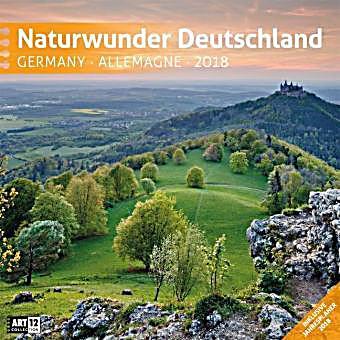 naturwunder deutschland 30x30 2018 kalender bei. Black Bedroom Furniture Sets. Home Design Ideas