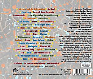 Ndw die neue deutsche welle 1977 85 teil 4 cd bei for Die neue deutsche welle