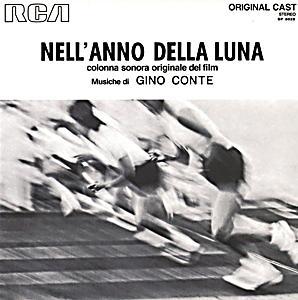 Gino Conte NellAnno Della Luna Colonna Sonora Originale Del Film