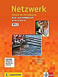 netzwerk bd b1 2 kurs und arbeitsbuch m 2 audio cds u 1 dvd buch. Black Bedroom Furniture Sets. Home Design Ideas