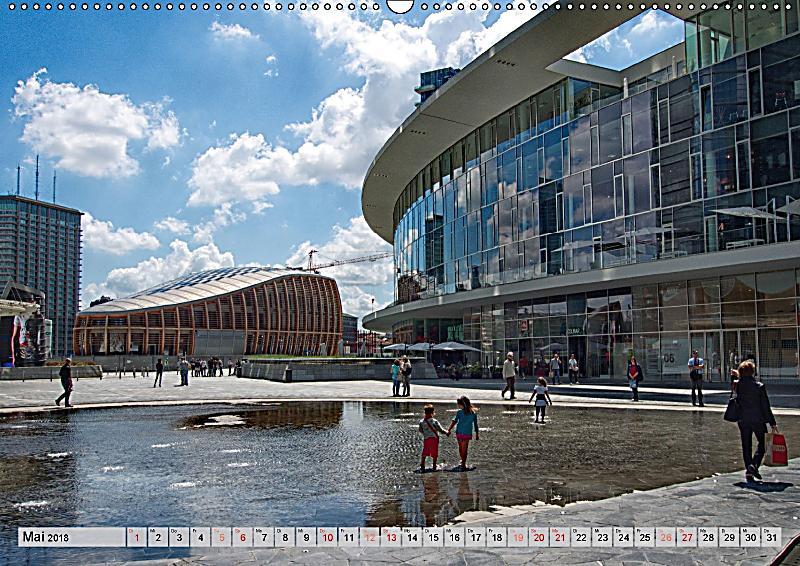 Neue architektur in mailand wandkalender 2018 din a2 quer kalender bestellen - Neue architektur ...