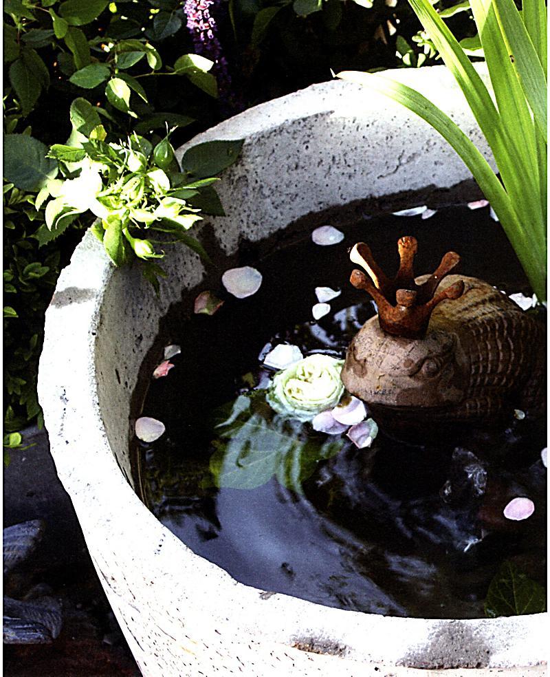 Beton Deko Garten: Neue Garten-Deko Aus Beton Selbstgemacht Buch