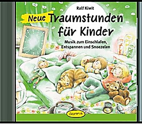 neue traumstunden f r kinder audio cd h rbuch g nstig bestellen. Black Bedroom Furniture Sets. Home Design Ideas
