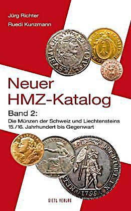 Neuer hmz katalog bd 2 die m nzen der schweiz und for Neuer weltbild katalog