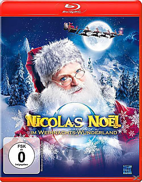 nicolas no l im weihnachts wunderland blu ray. Black Bedroom Furniture Sets. Home Design Ideas