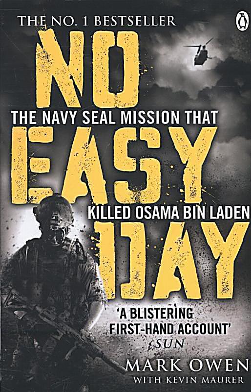 No Easy Day Buch von Mark Owen jetzt bei Weltbild.de bestellen