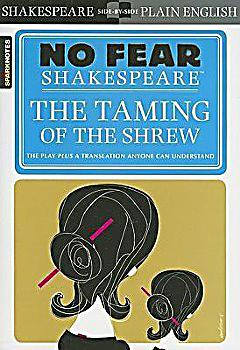 analysis of the scenes in taming of the shrew by william shakespeare Plot summary of and introduction to william shakespeare's play the taming of the shrew, with links to online texts, digital images, and other resources.