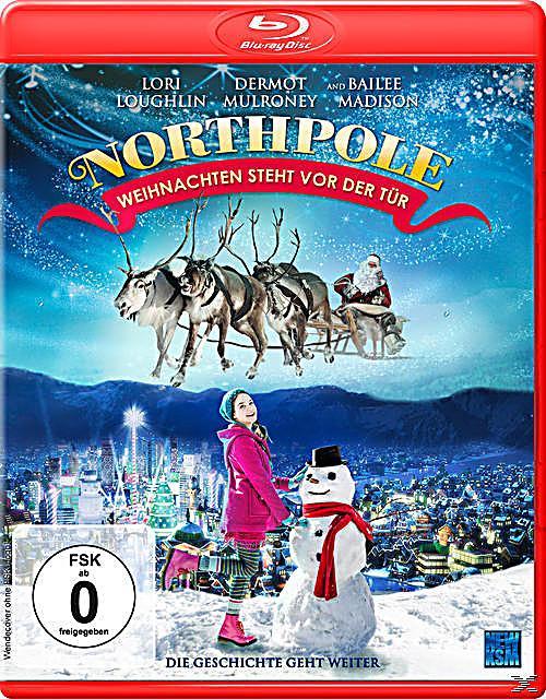 northpole weihnachten steht vor der t r blu ray. Black Bedroom Furniture Sets. Home Design Ideas
