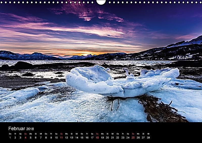 norwegen landschaften in schnee und eis wandkalender 2018 din a3 quer kalender bestellen. Black Bedroom Furniture Sets. Home Design Ideas