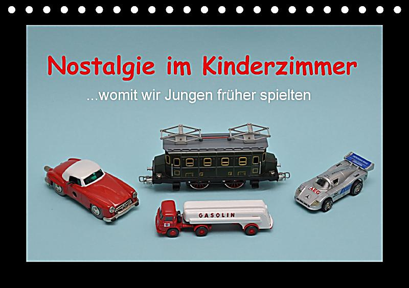 nostalgie im kinderzimmer womit wir jungen fr her spielten tischkalender 2018 din a5 quer. Black Bedroom Furniture Sets. Home Design Ideas