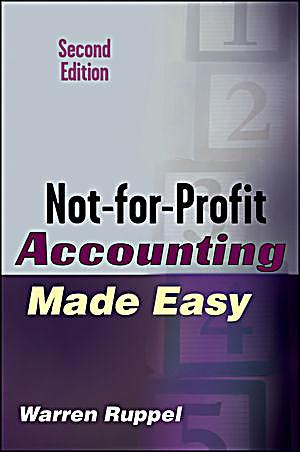 not for profit accounting Introduction to nonprofit accounting, differences between nonprofits and for-profits, mission and ownership, tax-exempt status a nonprofit's statement of financial.