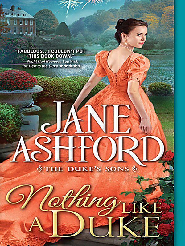 Jane Ashford sweeps the reader into