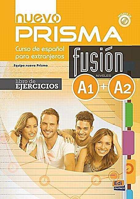 nuevo prisma fusion a1 a2 libro de ejercicios pdf