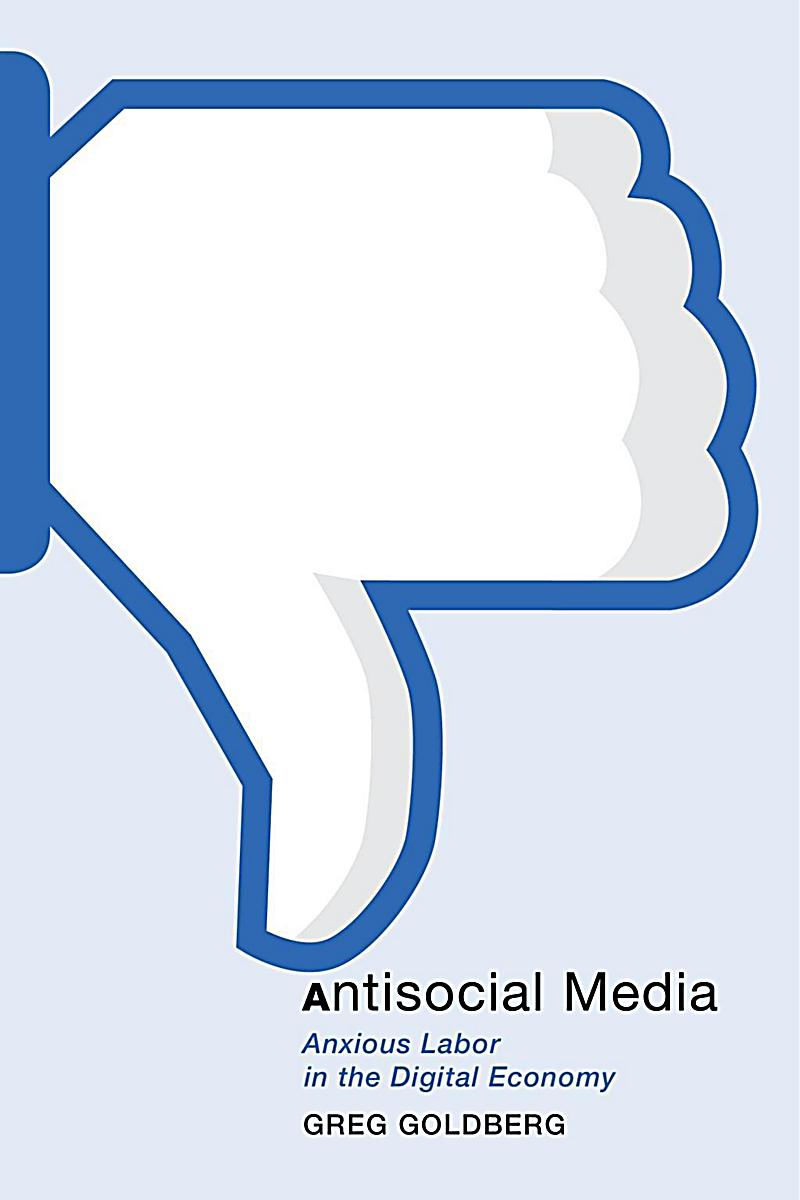 nyu press antisocial media ebook jetzt bei weltbildde