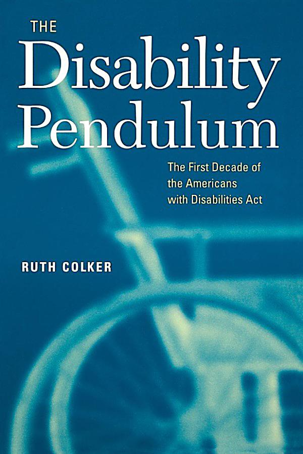 nyu press the disability pendulum ebook jetzt bei