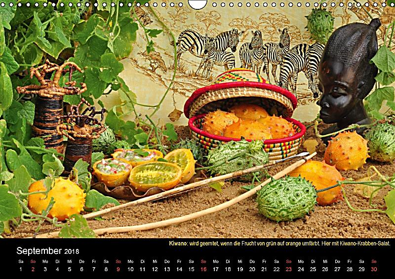 obst und gem se f r gourmets wandkalender 2018 din a3 quer kalender bestellen. Black Bedroom Furniture Sets. Home Design Ideas