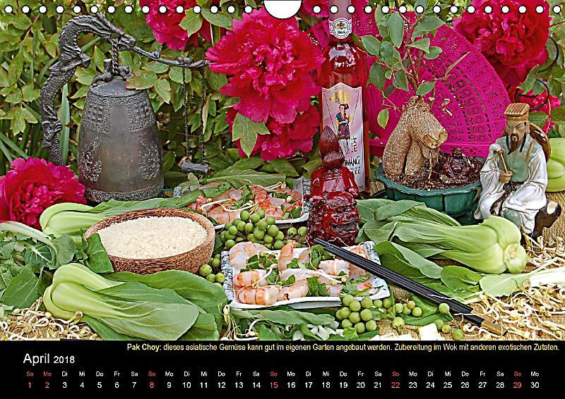 obst und gem se f r gourmets wandkalender 2018 din a4 quer kalender bestellen. Black Bedroom Furniture Sets. Home Design Ideas