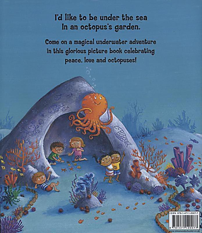 Octopus 39 S Garden Book Cd Buch Portofrei Bei