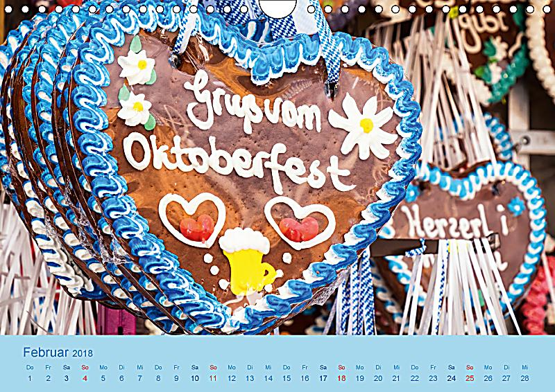 oktoberfest 2018 impressionen von der wiesn in m nchen wandkalender 2018 din a4 quer dieser. Black Bedroom Furniture Sets. Home Design Ideas