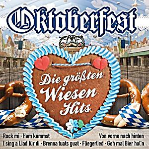 oktoberfest die gr ten wiesenhits cd von various. Black Bedroom Furniture Sets. Home Design Ideas