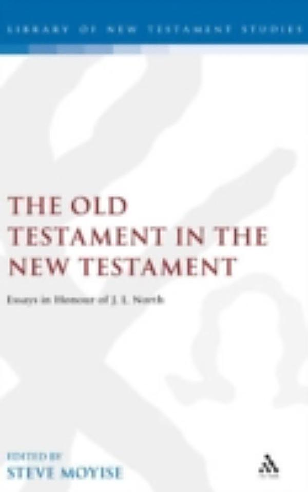 old testament in the new testament The canon of the old testament, its manuscripts, editions and ancient versions are treated in the articles bible old testament new testament ten commandments.