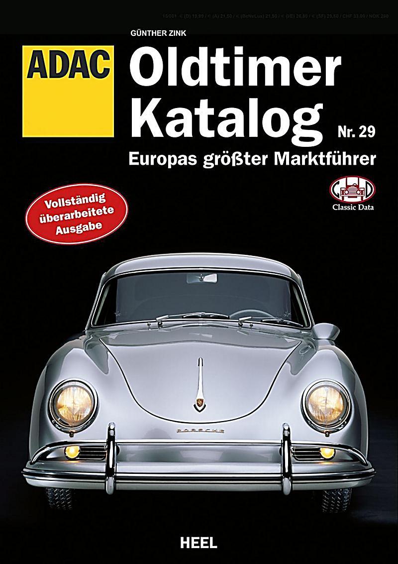 Oldtimer Katalog Buch Von G Nther Zink Portofrei Bei