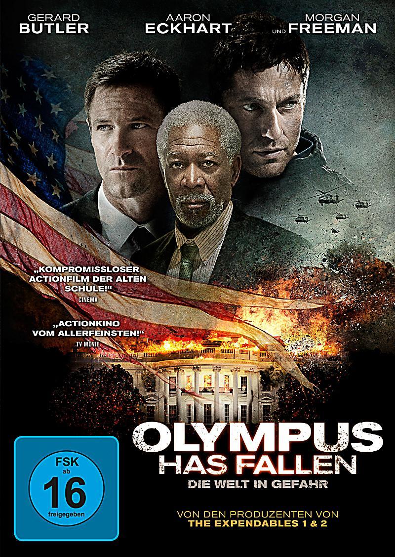 Olympus Has Fallen Dvd Jetzt Bei Weltbild De Online Bestellen