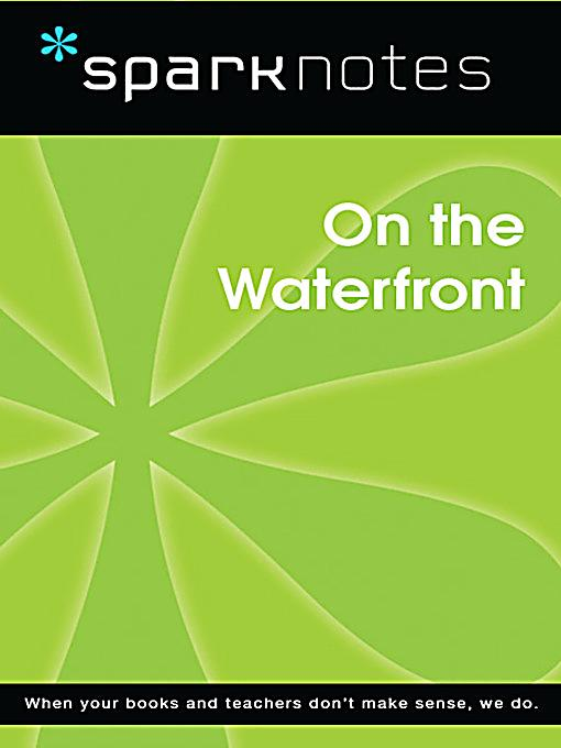 on the waterfront film studies Start studying on the waterfront learn vocabulary, terms, and more with flashcards, games, and other study tools.