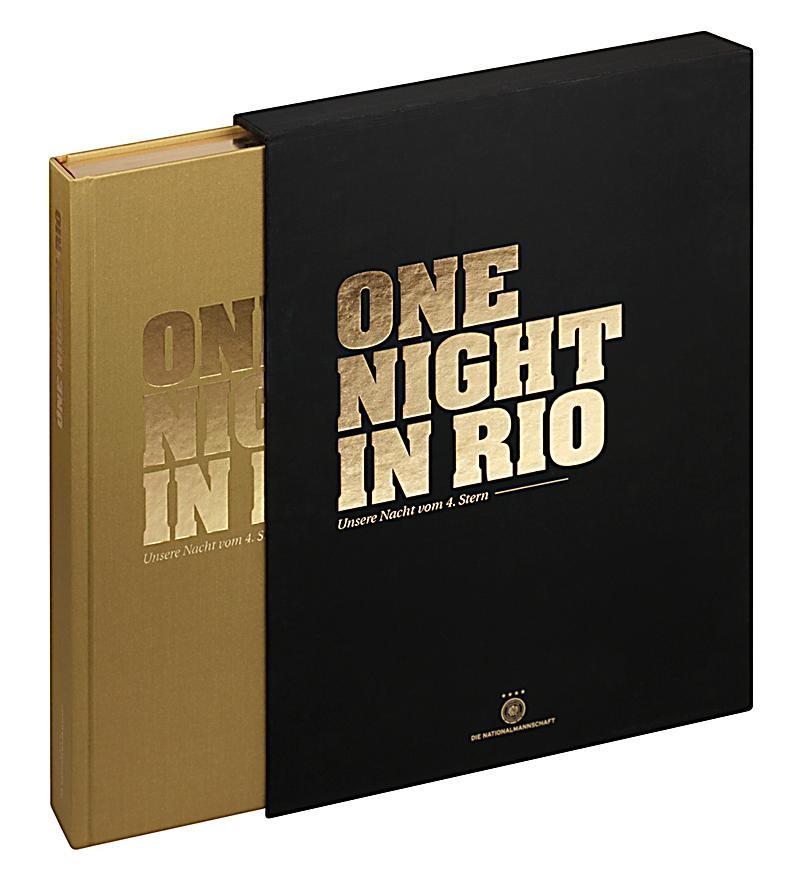 one night in rio die nationalmannschaft gold edition buch. Black Bedroom Furniture Sets. Home Design Ideas
