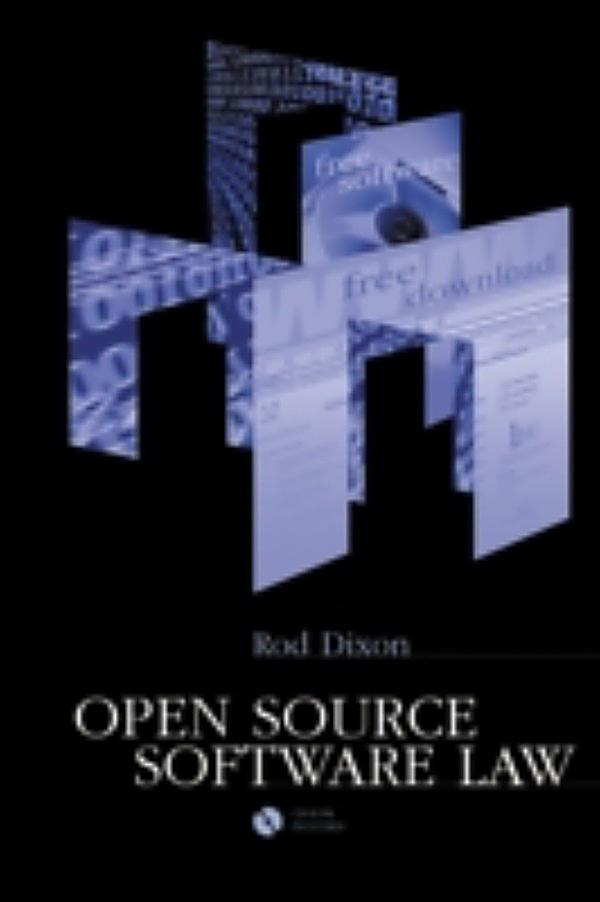 """open source software and copyright law It is possible to protect some software under both copyright and patent law, and  the tlo  if your software contains other """"open source"""" or """"free"""" software, or any ."""