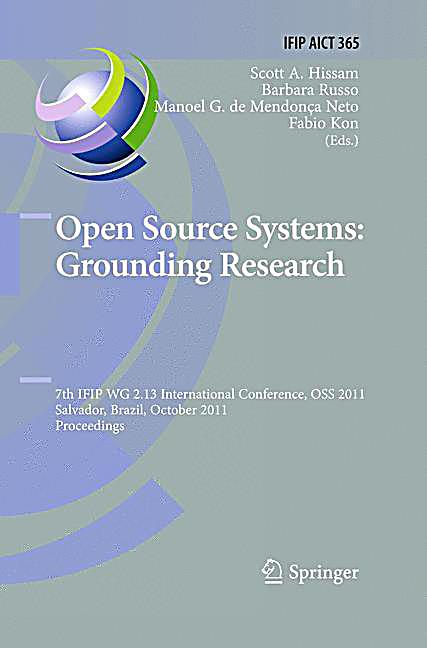 open source systems grounding research buch portofrei. Black Bedroom Furniture Sets. Home Design Ideas