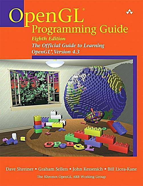 opengl programming guide Buy opengl programming guide: the official guide to learning opengl, version 45 with spir-v by john kessenich, graham sellers, dave shreiner from pearson education's.