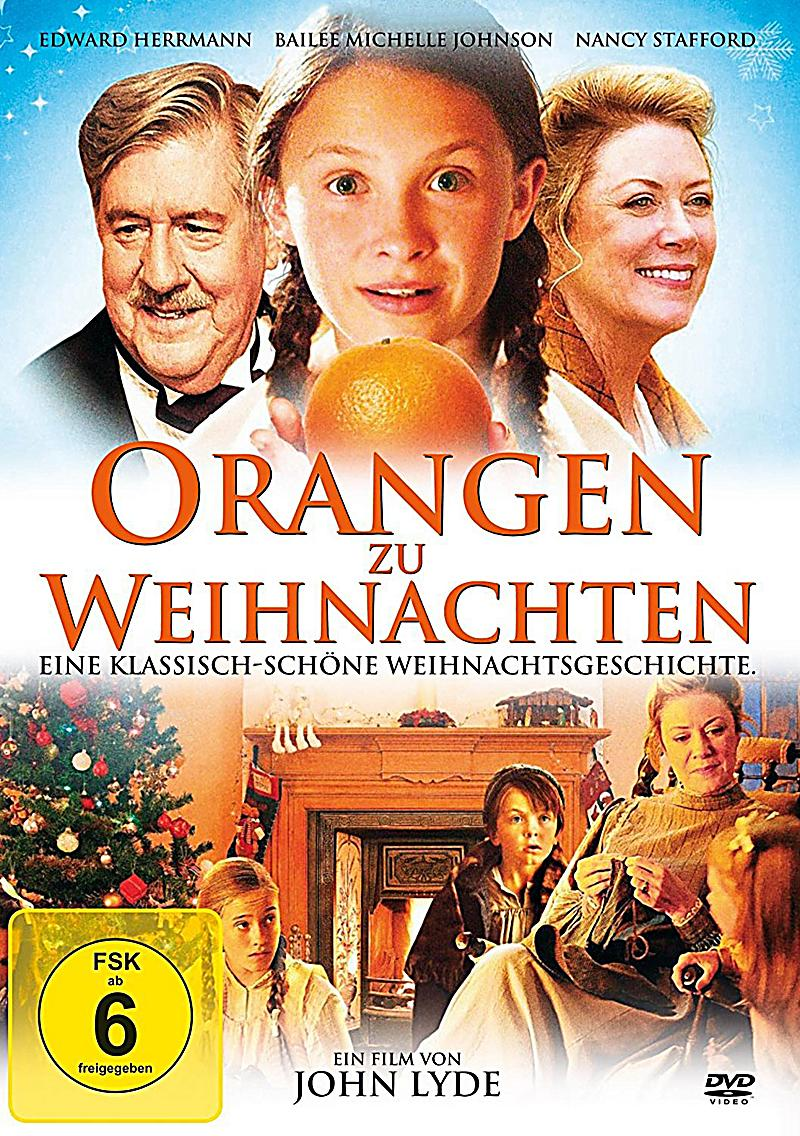 orangen zu weihnachten dvd jetzt bei online. Black Bedroom Furniture Sets. Home Design Ideas