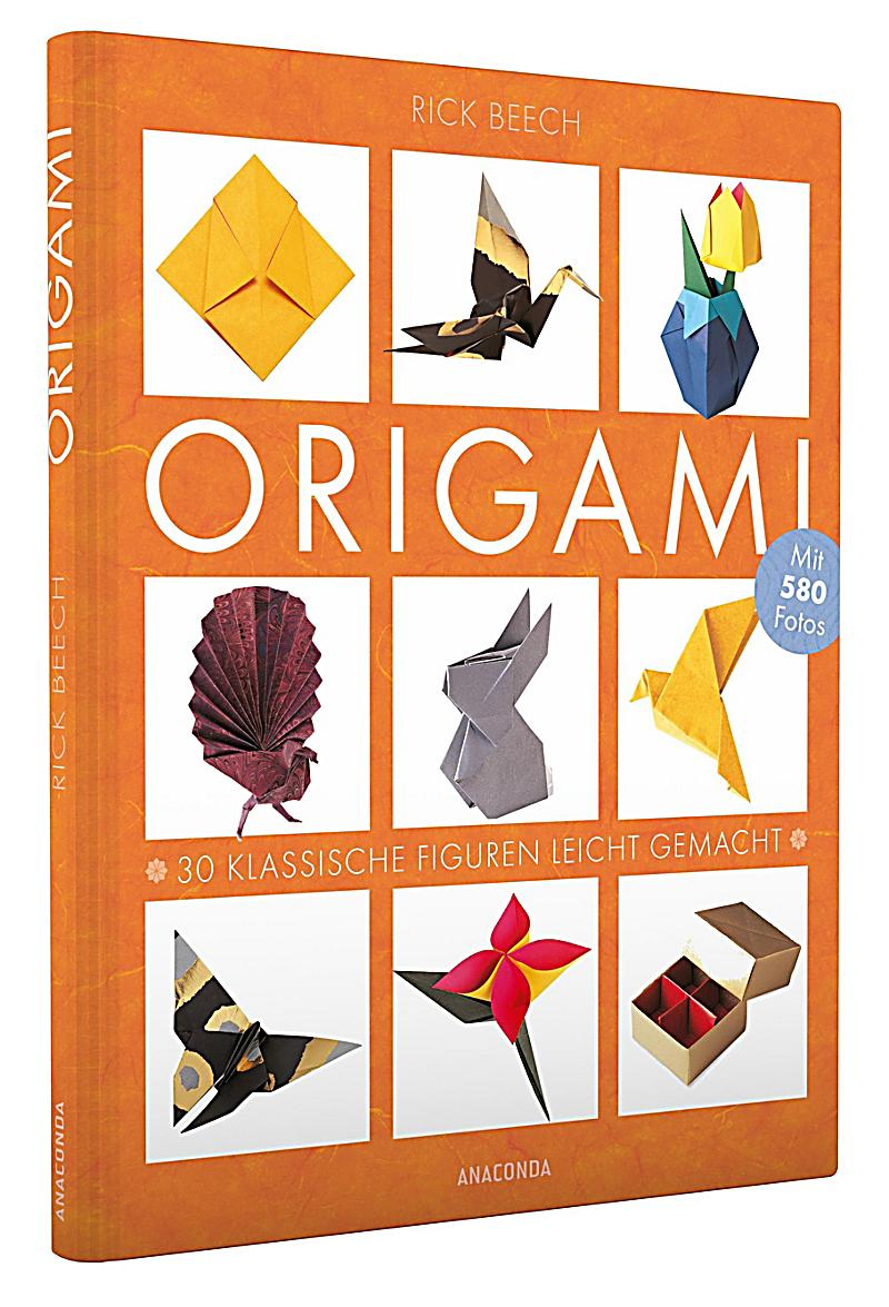 origami buch von rick beech jetzt online bei bestellen. Black Bedroom Furniture Sets. Home Design Ideas