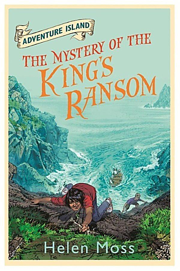 Adventure Island Books By Helen Moss