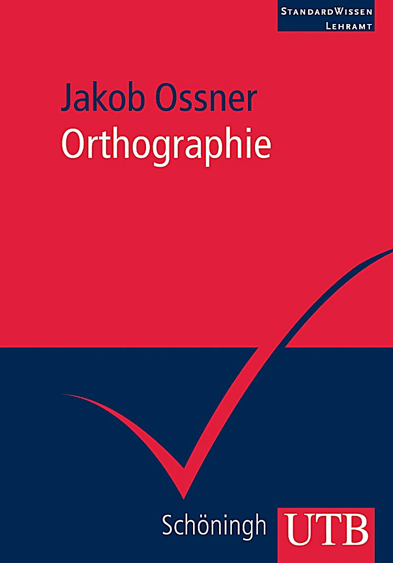Ortographie