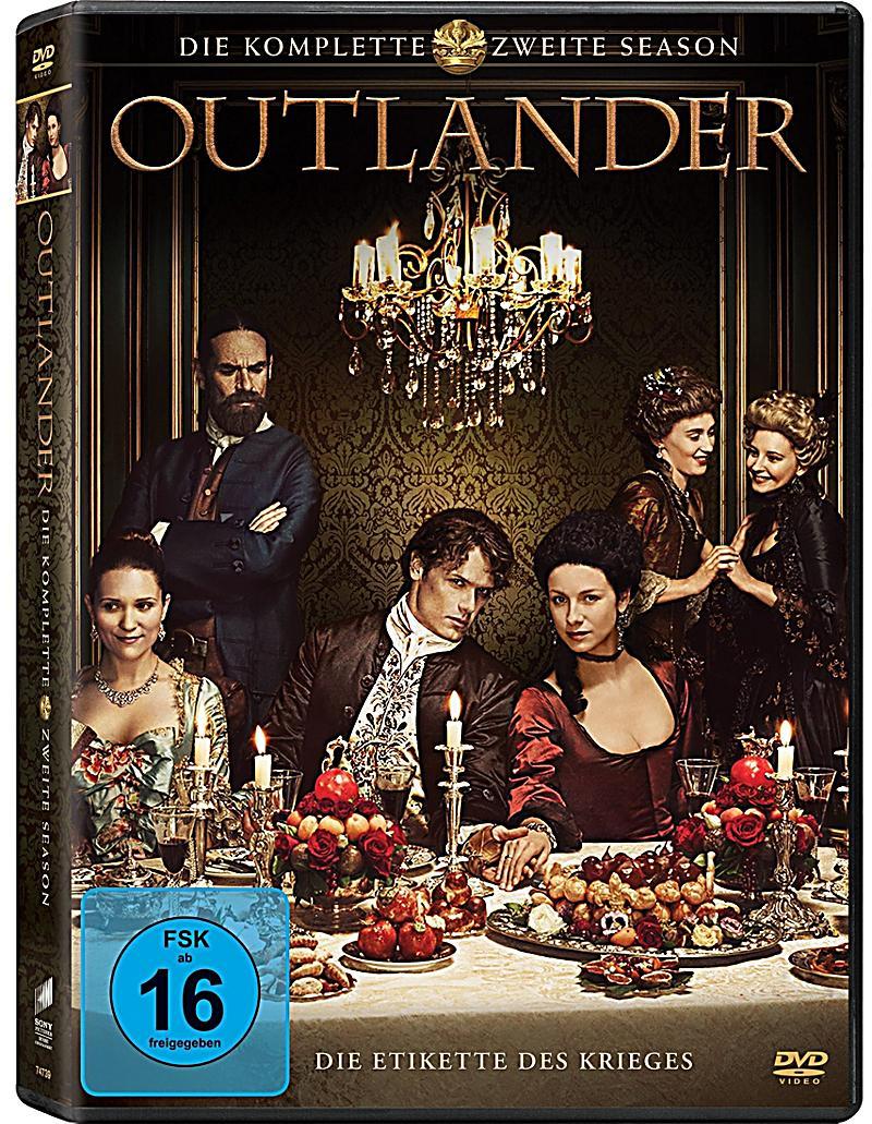 Outlander Staffel 2 Deutschland