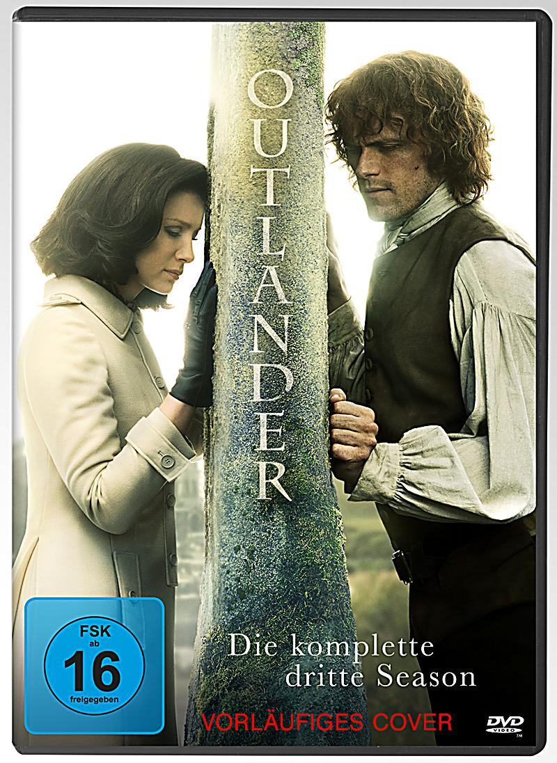 outlander staffel 3 dvd